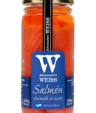 salmon-frasco